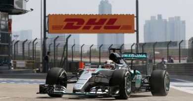 F1: Lewis Hamilton confirma favoritismo e marca a pole em Xangai