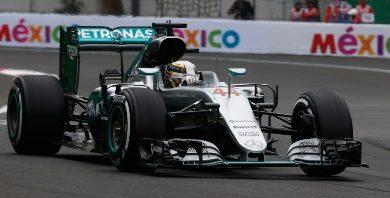 F1: Lewis Hamilton marca a pole para o GP do México