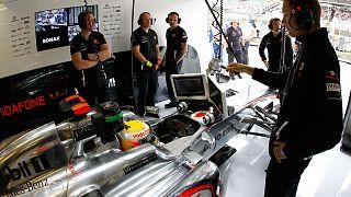 F1: Lewis Hamilton é o mais rápido na Hungria