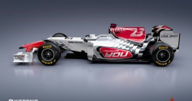 F1: Hispania mostra imagens do carro de 2011 e revela nova pintura