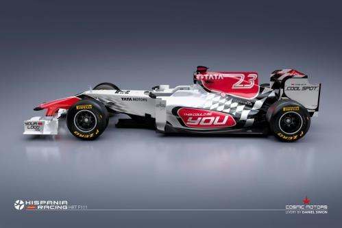 F1: Presidente da federação espanhola irritado com HRT