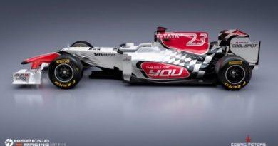 F1: Hispania, enfim, apresenta seu novo carro
