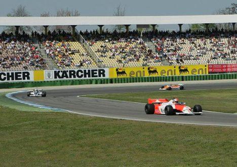 F1 Historic: Em Hockenheim, Bobby Verdon-Roe vence a prova de abertura