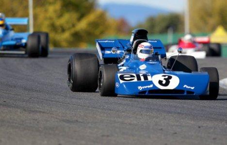 F1 Historic: John Delane é o Campeão de 2011