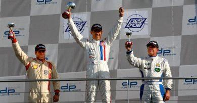 F1 Historic: Katsu Kubota vence em Dijon-Prenois