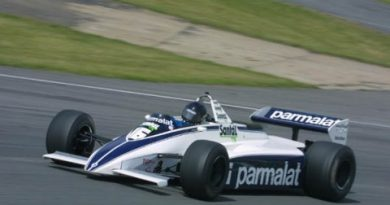 F1 Historic: Joaquim Folch vence em Spa-Francorchamps