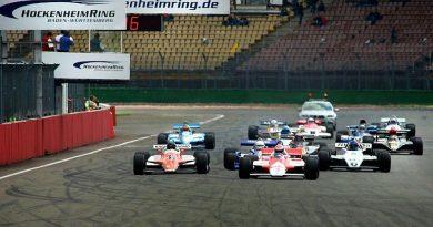 F1 Historic: Bobby Verdon-Roe vence abertura da temporada em Hockenheim