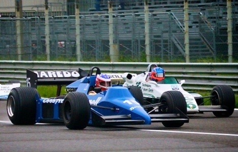 F1 Historic: Patrick d'Aubreby vence em Monza