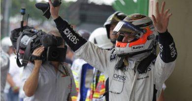 F1: Nico Hulkenberg surpreende e marca a pole no Brasil