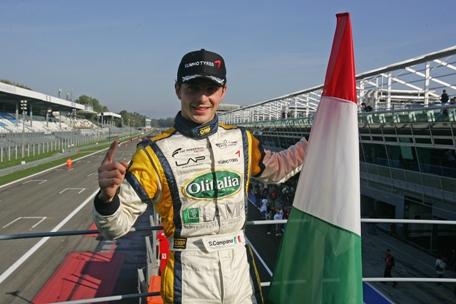 F3 Italiana: Sergio Campana é o Campeão de 2011