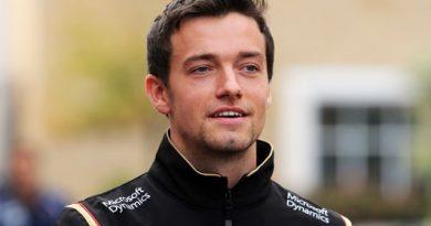 F1: Jolyon Palmer é confirmado na Renault para a próxima temporada