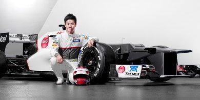 F1: Kamui Kobayashi é o mais rápido no último dia em Barcelona