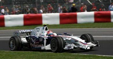 F1: No Canadá, Robert Kubica e BMW vencem pela primeira vez
