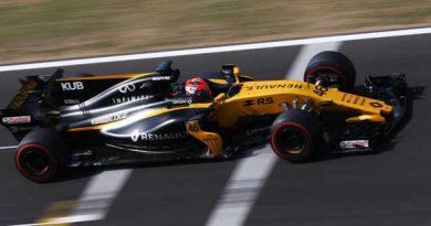 F1: No retorno de Robert Kubica, Sebastian Vettel é o mais rápido na Hungria