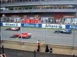 F1: FIA vai investigar largada do brasileiro Felipe Massa