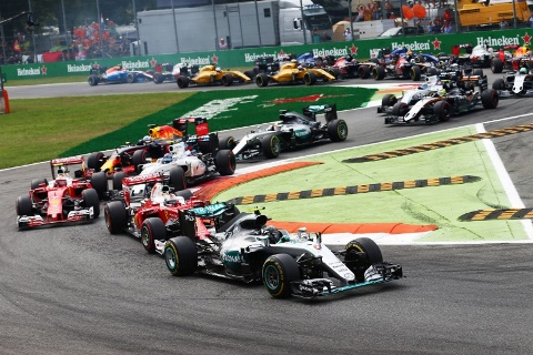 F1: Nico Rosberg vence GP da Itália