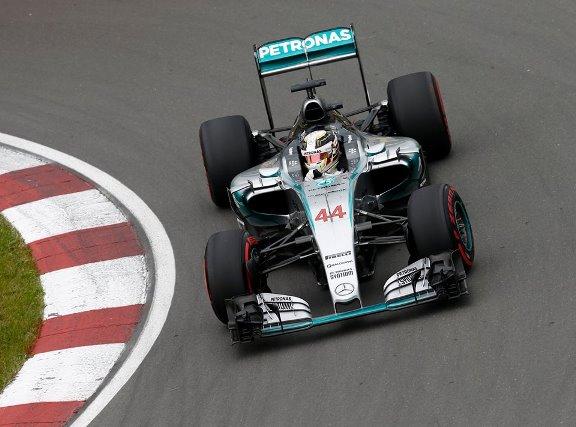 F1: Lewis Hamilton é o mais rápido em Spa-Francorchamps