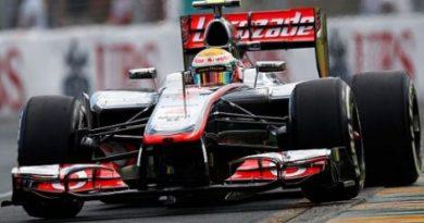 F1: McLaren faz a dobradinha para a largada do GP da Austrália