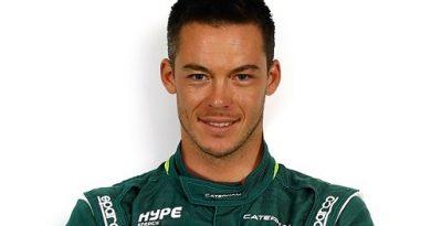 F1: André Lotterer substitui Kamui Kobayashi na Caterham