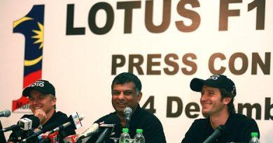 F1: Lotus confirma retorno com Trulli e Kovalainen