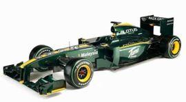 F1: Lotus fez homenagem ao passado com pintura