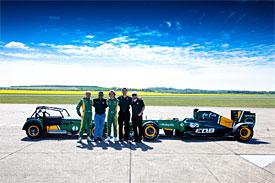 F1: Lotus anuncia compra de montadora britânica Caterham
