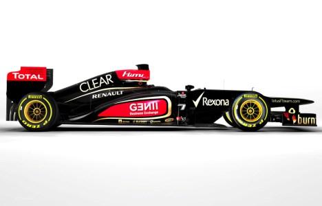 F1: Lotus apresenta o carro para 2013