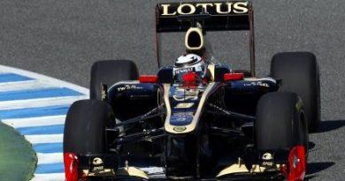 F1: Kimi Raikkonen é o mais rápido em Jerez