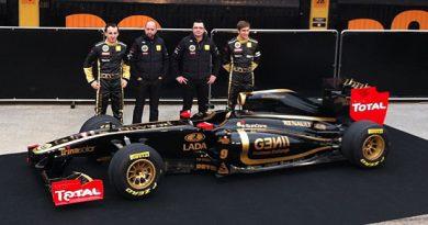 F1: Renault confirma Senna e Heidfeld nos testes de Jerez