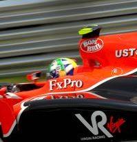 F1: Lucas corre em Abu Dhabi de olho em 2011