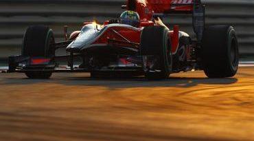 F1: Lucas termina temporada em alta dentro da equipe
