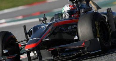F1: Liuzzi é confirmado como piloto da Hispania