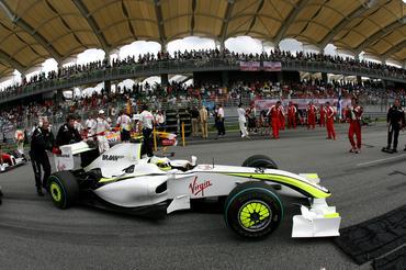 F1: Honda revela que Brawn pagou uma libra pela equipe