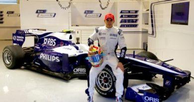 F1: Williams confirma Maldonado como companheiro de Rubinho