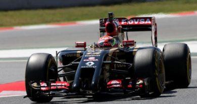 F1: Pastor Maldonado é o mais rápido em Barcelona