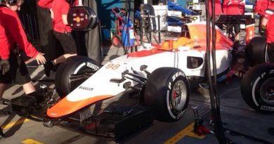 F1: Manor termina montagem do carro em Melbourne