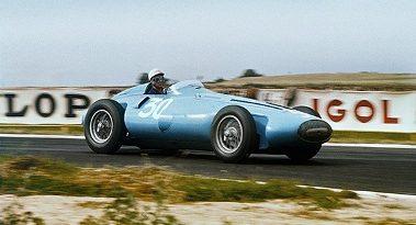 F1: Robert Manzon falece aos 97 anos