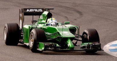 """F1: Caterham apela à """"vaquinha"""" para alinhar carros em Abu Dhabi"""