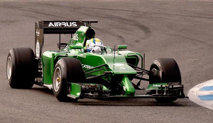 F1: Ericsson encerra contrato e não corre mais pela Caterham