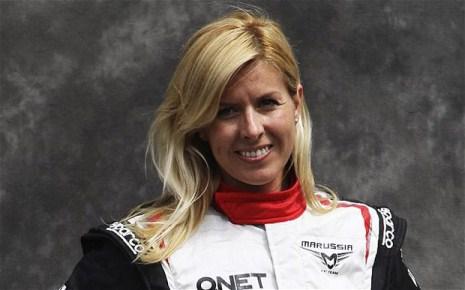 F1: Maria de Villota morreu de causas naturais