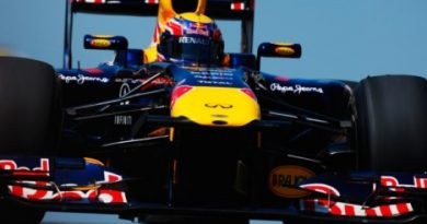F1: Mark Webber é o mais rápido em Spa-Francorchamps
