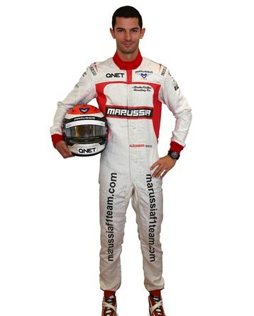 F1: Alexander Rossi substitui Max Chilton na Bélgica