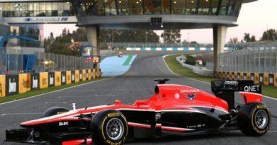 F1: Marussia apresenta carro de 2013