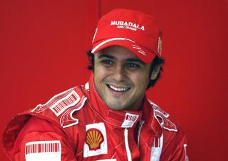 """F1: Massa comemora """"Sou mais respeitado hoje"""""""