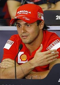 F1: Massa rechaça rumores de substituição por Vettel
