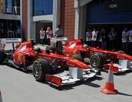F1: Massa lamenta erro e diz que poderia largar ao lado de Alonso