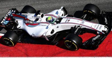 F1: Felipe Massa é o mais rápido em Barcelona