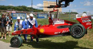 F1: Para diretor de hospital, Massa corre risco de morte