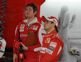 F1: Massa não esconde decepção com resultado