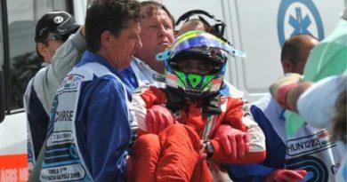 F1: Felipe Massa é operado após acidente
